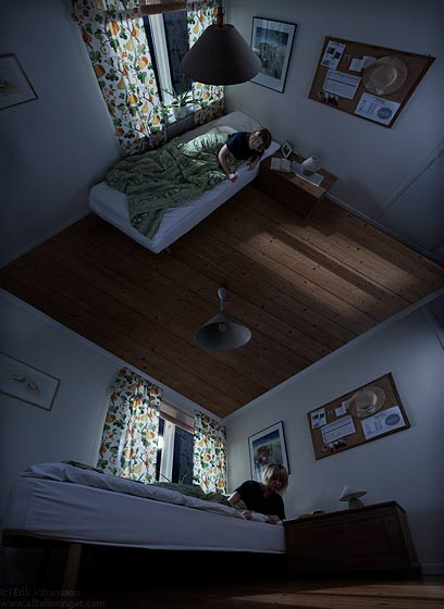 Fotomanipulationen: Erik Johansson Erik_Johansson_01