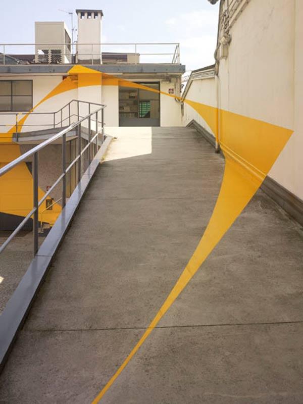 perspective design Felice Varini