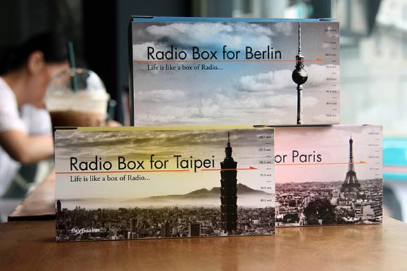 FlexIO FM Radio Solar Dings