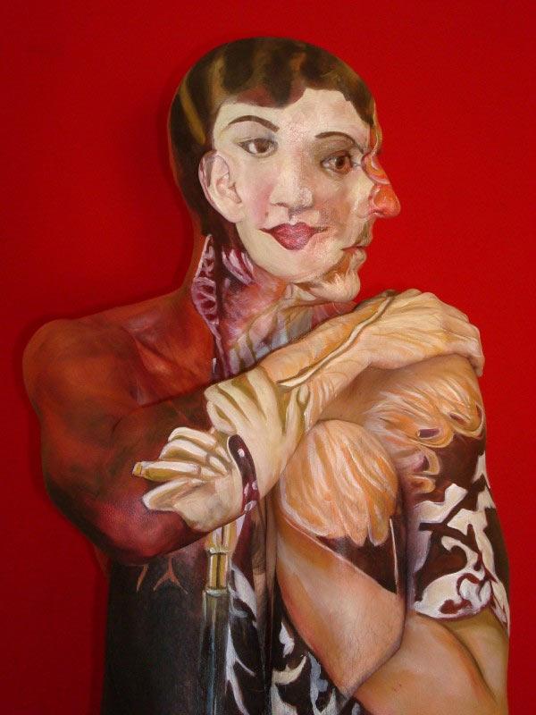 Gemälde auf nackten Körpern Gemaeldebodypainting_02