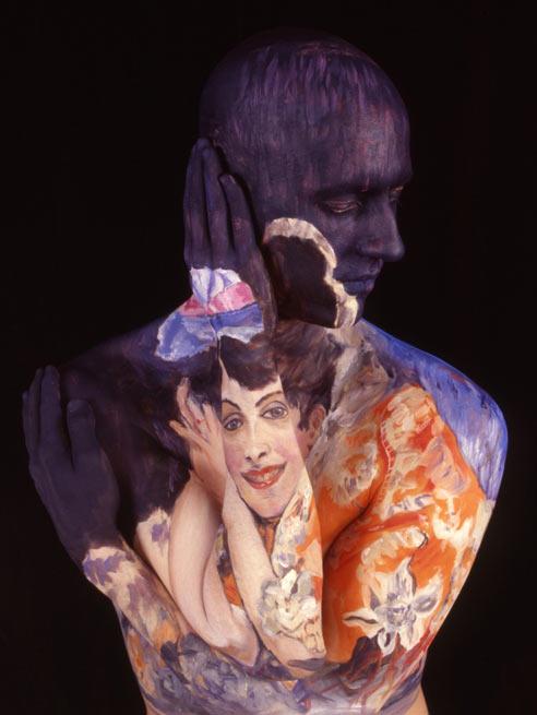 Gemälde auf nackten Körpern Gemaeldebodypainting_10