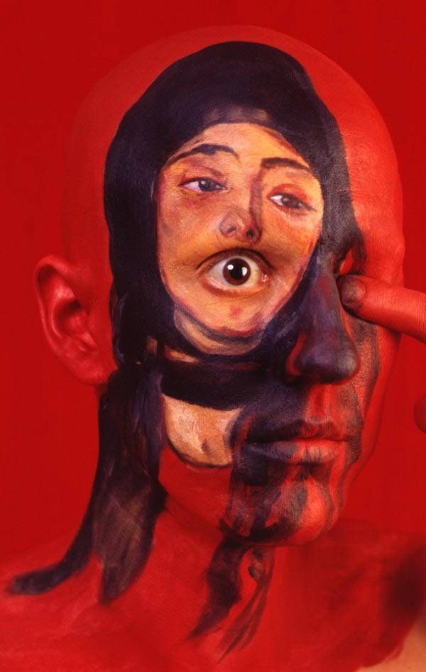 Gemälde auf nackten Körpern Gemaeldebodypainting_11