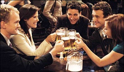 """How I Met Your Mother"" ab September auf beschissenem Sendeplatz HIMYM"