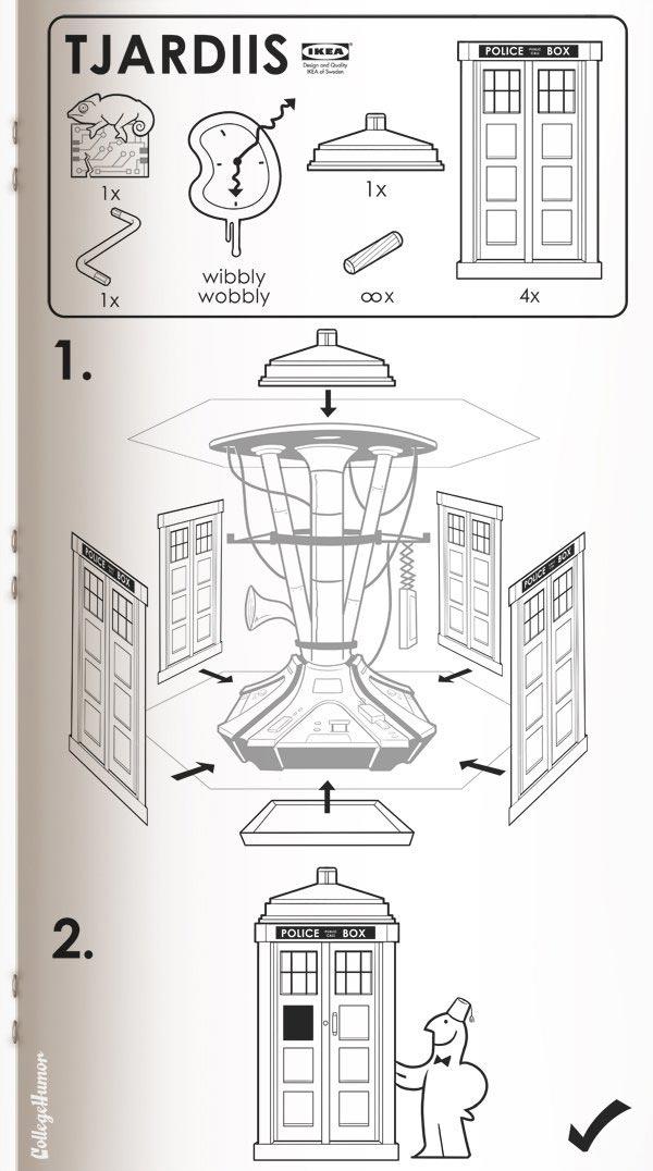 Sci-Fi-IKEA-Anleitungen für Lichtschwert & DeLorean IKEA_Nerdleitungen_05