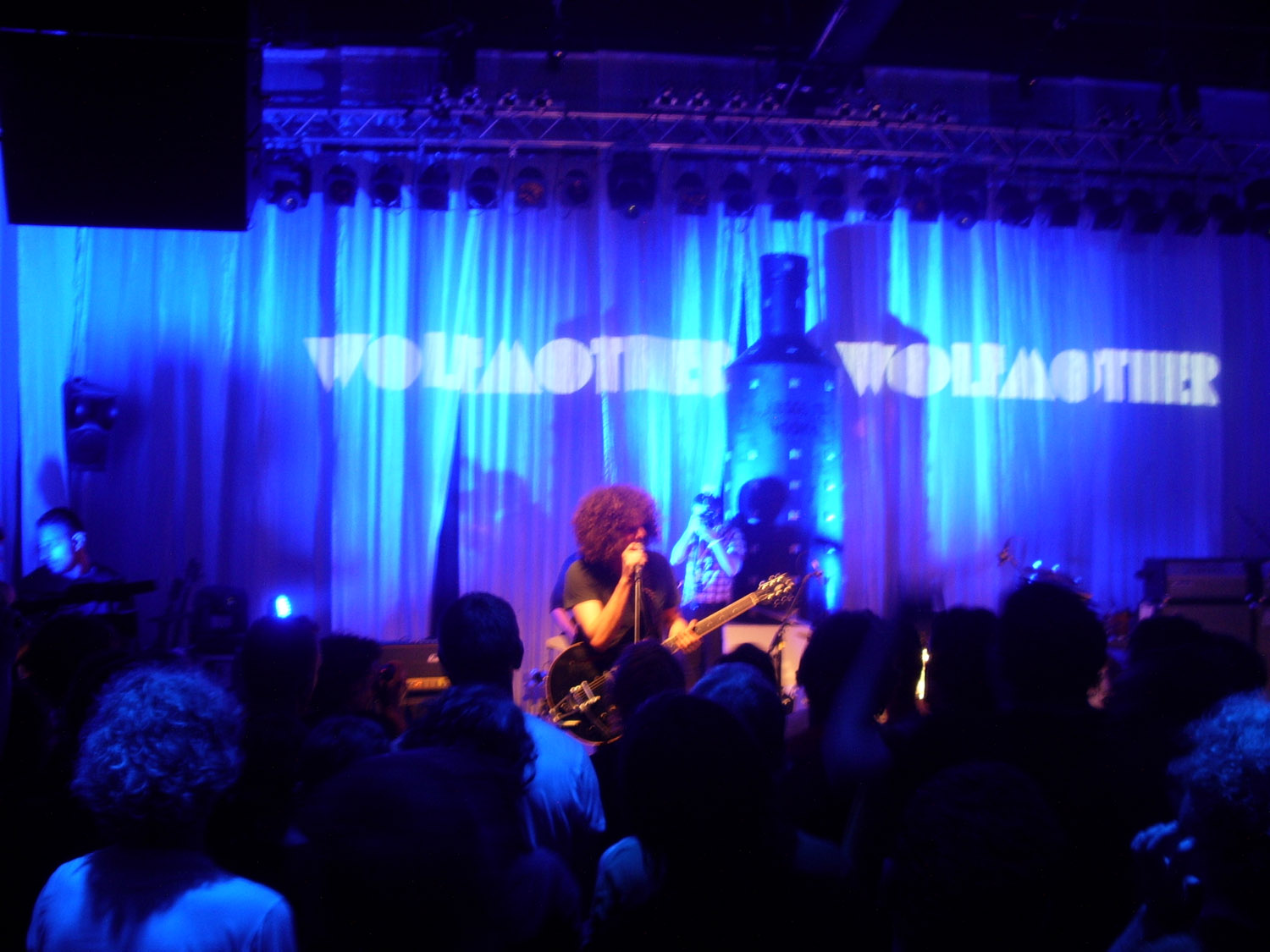 Wolfmother @ Berlin IMGP2421