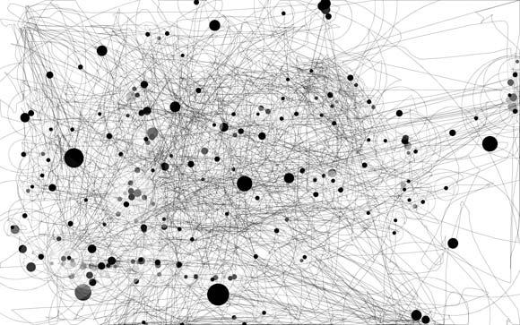 Mausewegungskunst IOGraph