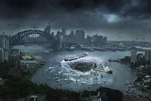 Katastrophenillustrator Steve McGhee