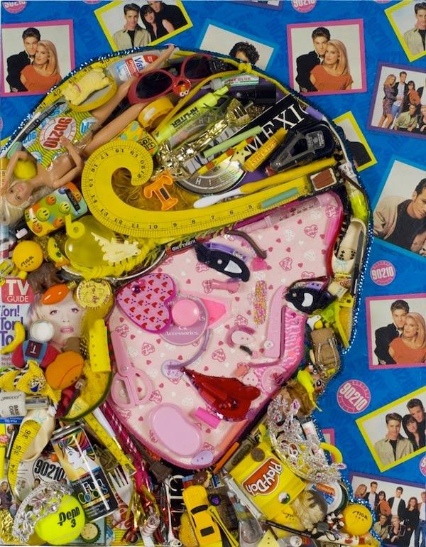 Promi-Portraits im Hausmüll-Mosaik Jason_Mecier_03