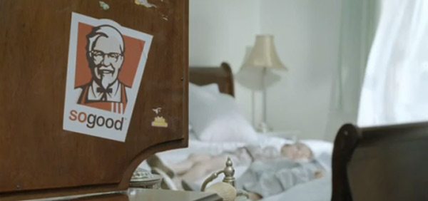 Zwei Leben lang Hühnerbollen essen KFC_so_good