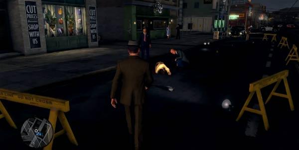 LA Noire Gameplay Trailer