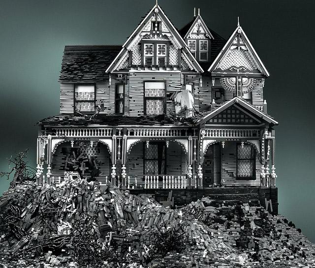 LEGO Geistervillen von Mike Doyle