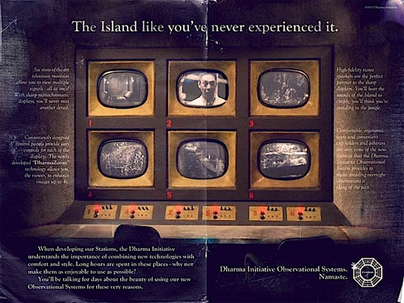 LOST: Fake vintage Print Werbung LOST_campaign_05
