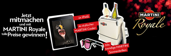 MARTINI Germany: Facebook-Profil & Gewinnspiel MARTINI_Royale-Gewinnspiel
