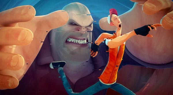 Mac n Chesse Animated Short