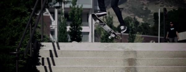 Red Epic Skateboard Movie