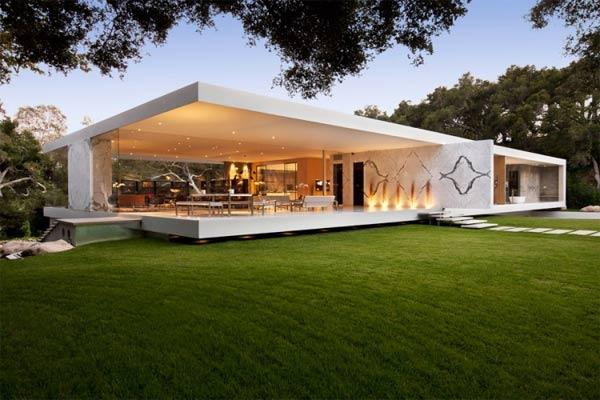 Santa Barbara Glass Pavillon