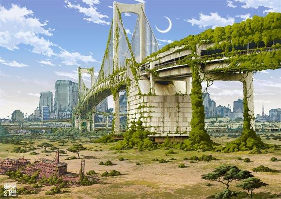 Postapokalyptisches Tokyo Tokyogenso_01