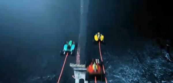 Total Moon Race