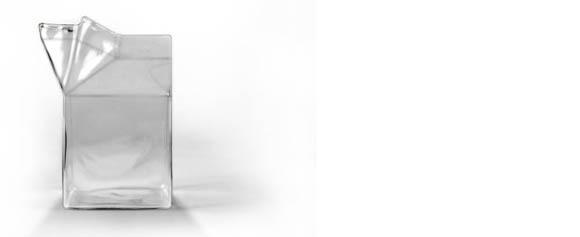 Milchtetrapackglasdingens milchpaketglasdings