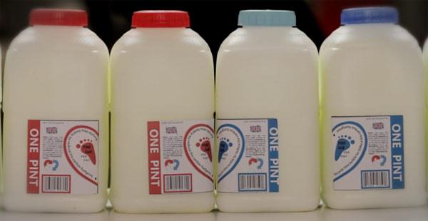 Milk Love Story