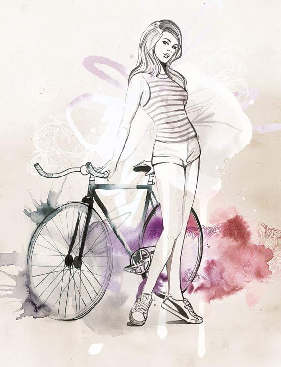 Illustration: Monsieur Qui monsieur_qui_10