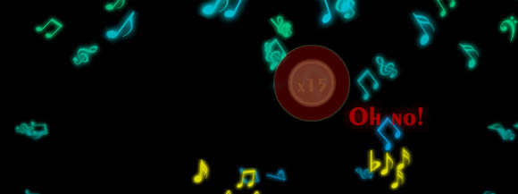 Game: Music Catch 2 musicding2