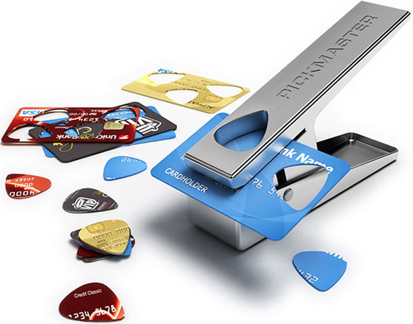 Der Plektrum-Locher pickmaster_plectrum_punch