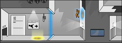 Portal Flash!