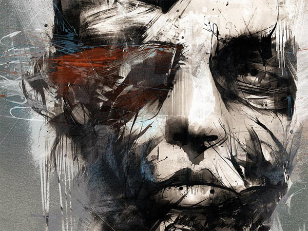 awesome artwork by Russ Mills