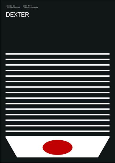 Minimalistic Series Poster