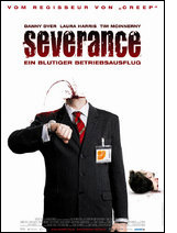 Severance - Stromberg auf blutiger Teamreise severanceposter01