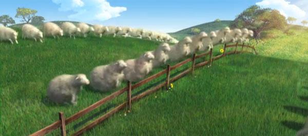 Schafe zählen schwer gemacht sheep_2008