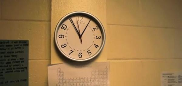 Minuten fünf letzten die short_tick_tock
