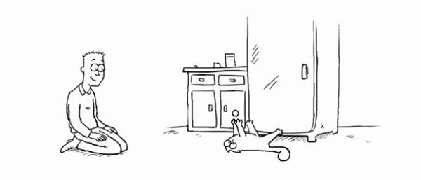Simon's Cat - Hidden Treasure