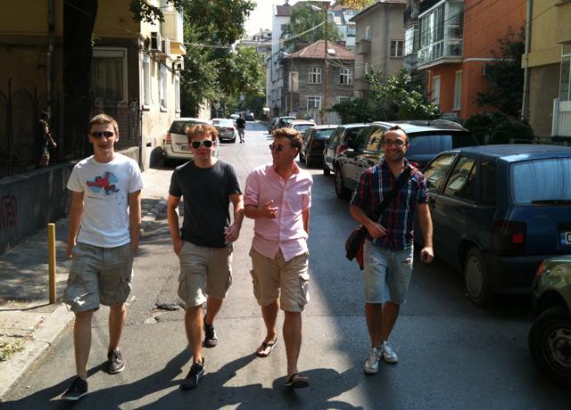 Sofia-Trip 2011