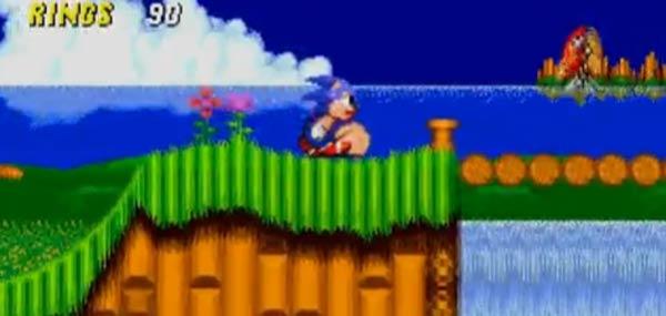 Der fette Igel: Sonic 2 XL sonic_XXL