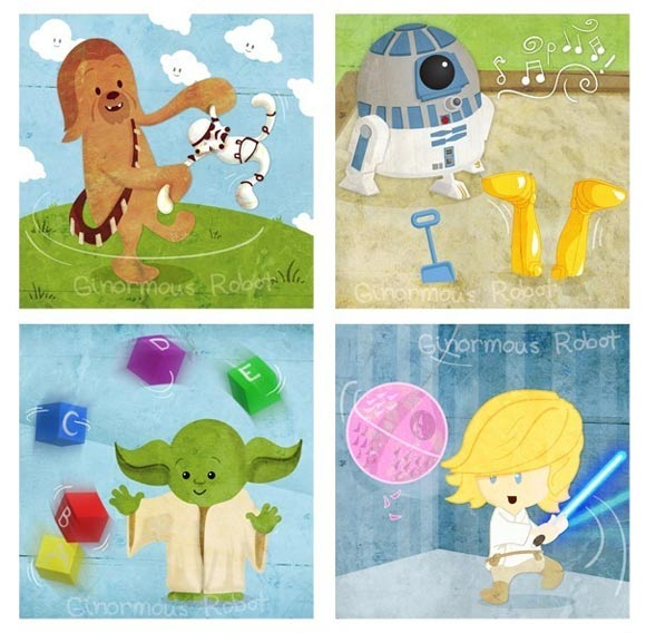 Star Wars Babies starwarsbabies_1