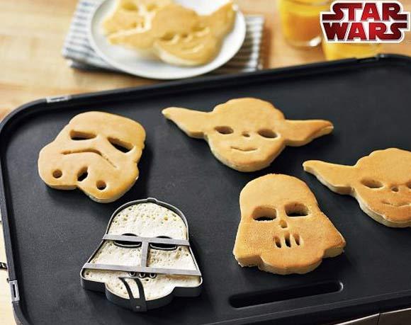 Star Wars Keksförmchen starwarscookies