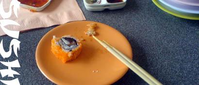 Reinen Fisch machen sushitime