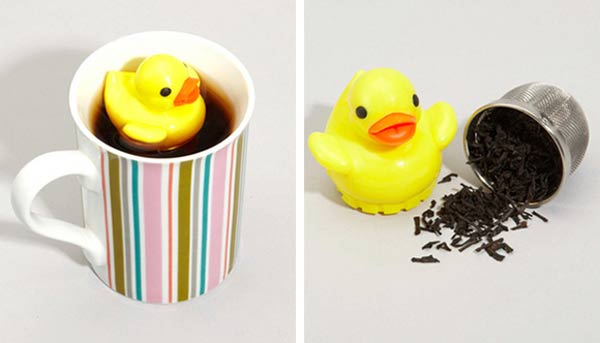 Entee tea_duckie