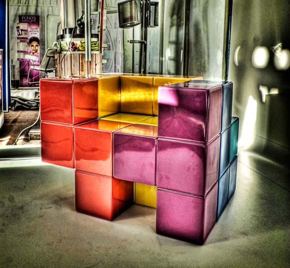 Der Tetris-Stuhl tetrisstuhl