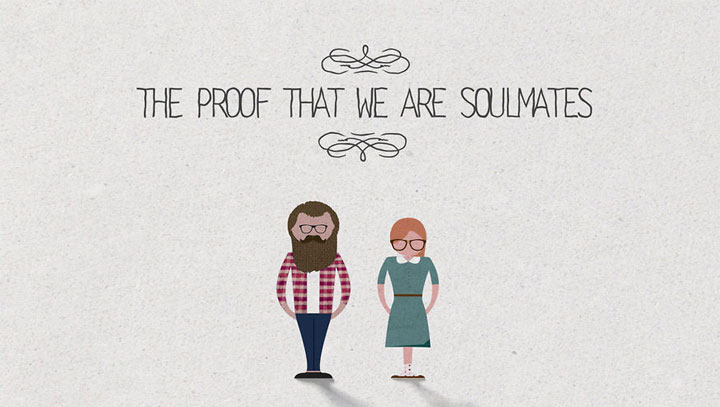 Sweet: The proof that we are soulmates proof_that_we_are_soulmates