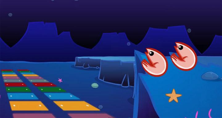 WTF? Shrimp Glockenspiel shrimp_glockenspiel
