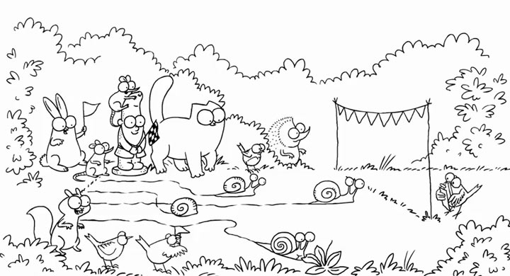 Simon's Cat - Ready, Steady, Slow! simons_cat_readysteadyslow