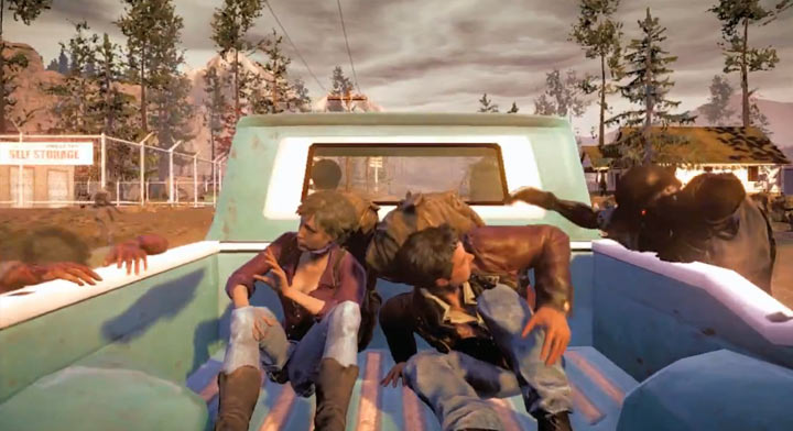 Gameplay-Trailer: Zombie-Shooter State of Decay state_of_decay_02