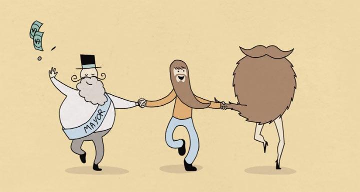 Der Bartsong the_beards_got_me_a_beard