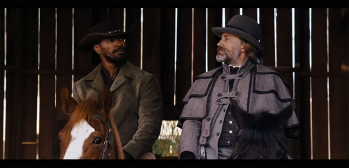 internationaler Trailer: Django Unchained