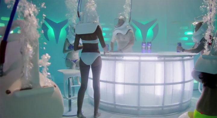 Unterwasser-Disko underwater_nightclub