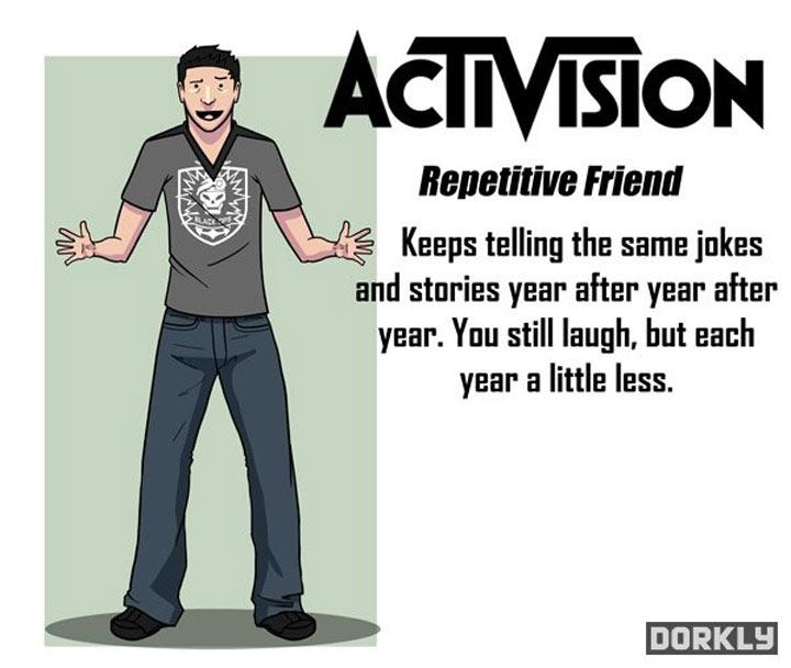 Wenn Videospielkonzerne deine Freunde wären videogamecompanies_as_friends_06