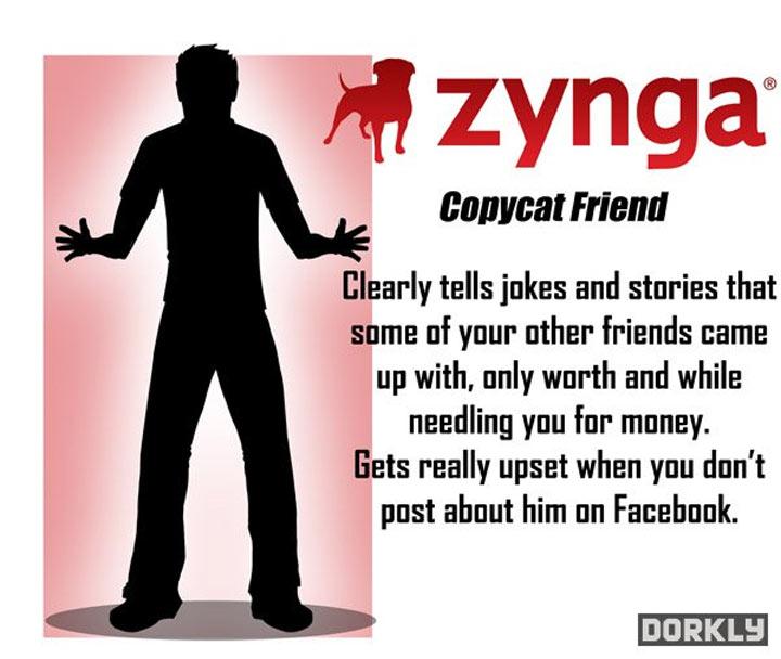 Wenn Videospielkonzerne deine Freunde wären videogamecompanies_as_friends_09